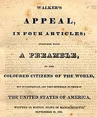 Appeal to the Colored Citizens of the World