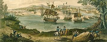 The Battle of Plattsburgh
