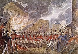 The British Burn Washington, D.C.