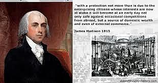 President Madison's Annual Message to Congress