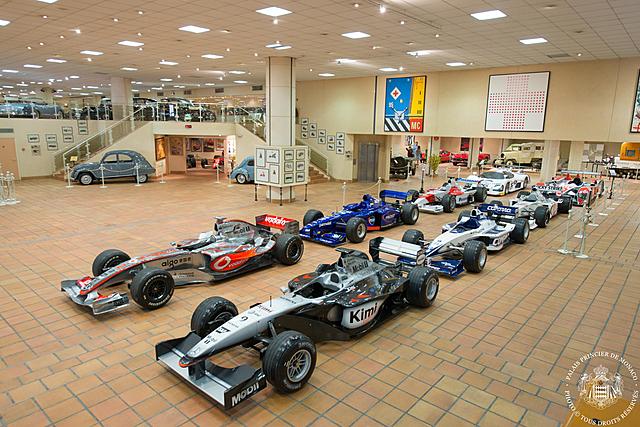 Formule 1 museum