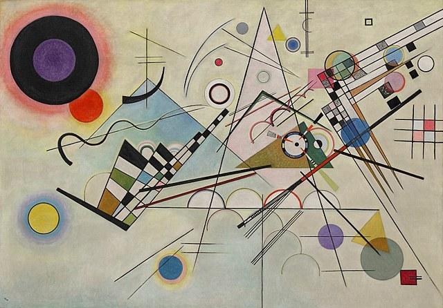Kandinsky Compositie VIII