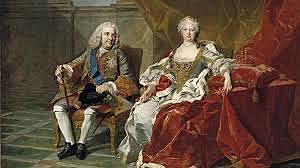 Coronación del Felipe V