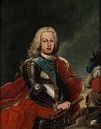 Coronación de Fernando VI