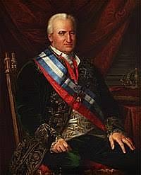 Coronación de Carlos IV