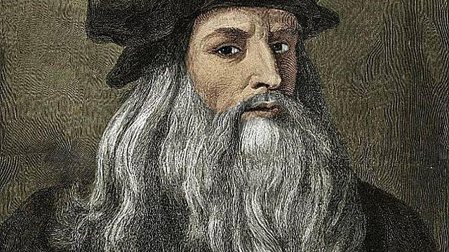 Fallece Leonardo da Vinci