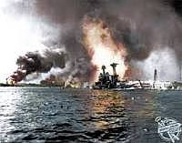 JAPANESE ATTACK AGAINST PEARL HARBOR