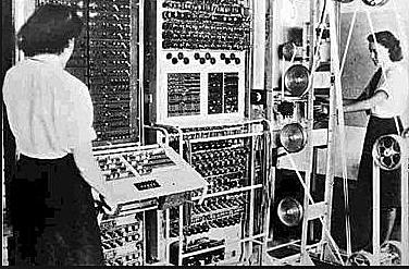 Computadoras MRP II Guerra Mundial