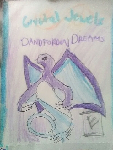 Crystal Jewels Dandfordon Dreams
