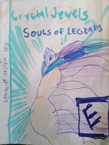 Crystal Jewels Souls of Legends 2