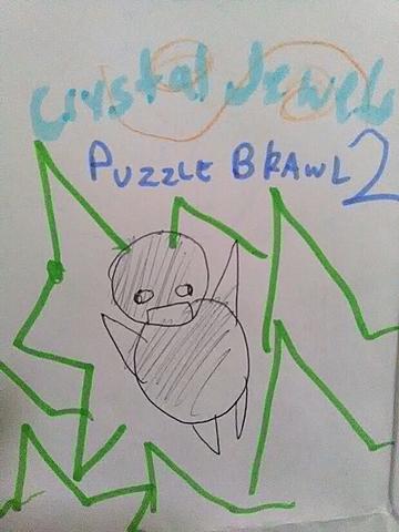 Crystal Jewels Puzzle Brawl 2