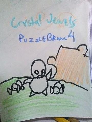 Crystal Jewels Puzzle Brawl 4