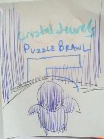 Crystal Jewels Puzzle Brawl 5