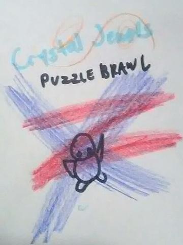 Crystal Jewels Puzzle Brawl Z