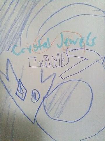 Crystal Jewels Land 7