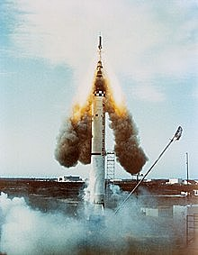Misión Mercury-Redstone BD