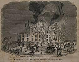 The Ursiline Convent Riot
