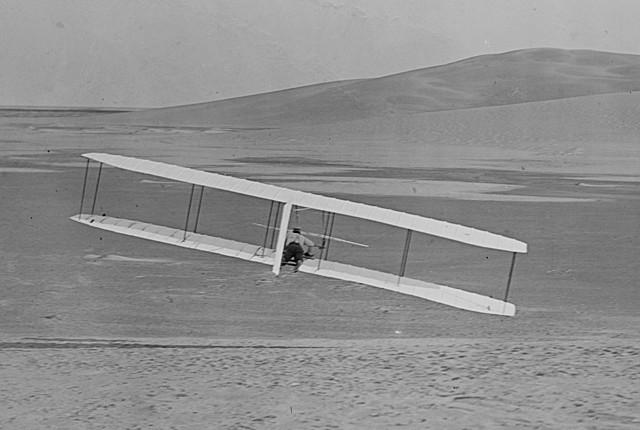 First Aircraft