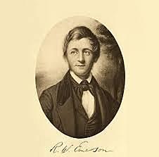Ralph Waldo Emerson Gives The Young American Speech