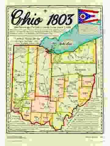 Ohio Becomes a States