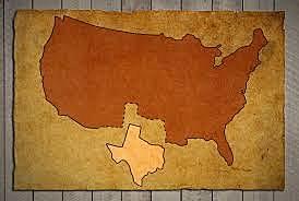 Texas Secedes by Popular Vote