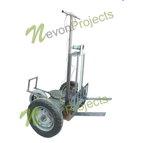 2 Wheel Drive Forklift