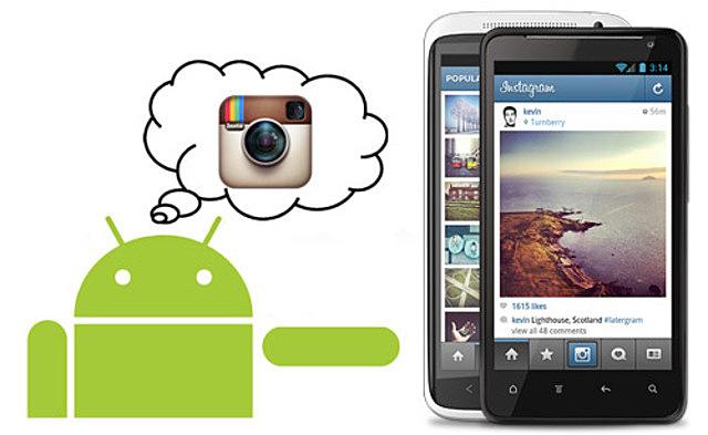 Instagram ahora también para Android