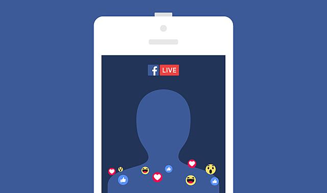 Facebook Live: Vídeos en directo