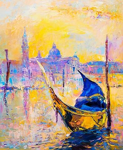 Venise 16 de Ivailo Nikolov