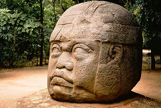 The Olmec civilization begins to develop.