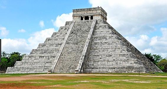 The Mayan Civilization starts to form.
