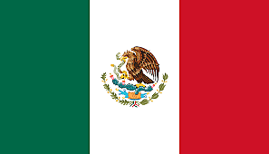 The War of Independence ends and Mexico declares its independence on September 27th.