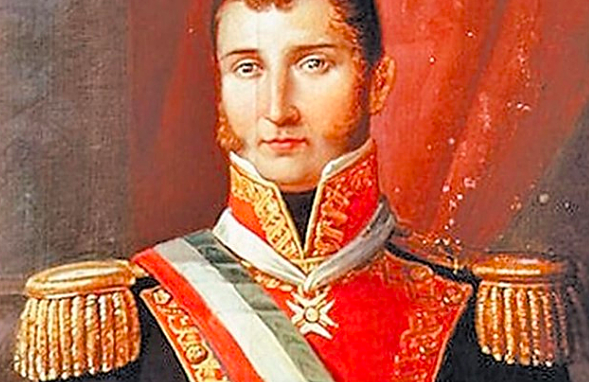Agustin de Iturbide is declared the first Emperor of Mexico.