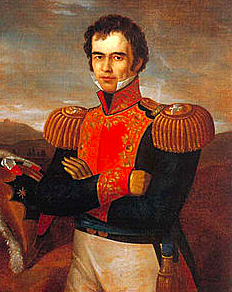 - Guadalupe Victoria takes office as the first President of Mexico. Mexico becomes a republic.