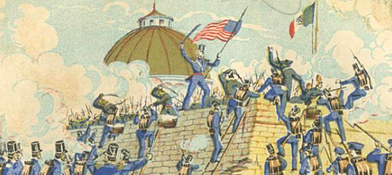 The Mexican-American War begins.