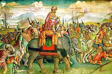 Conquesta de Sagunt per Aníbal