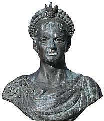 Divisió de l'Imperi per Teodosi