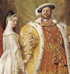 Henry VIII married Anne Boleyn