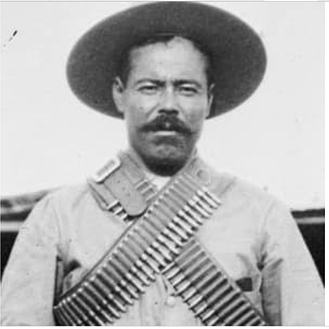 Revolutionary hero and military leader Pancho Villa is assassinated.