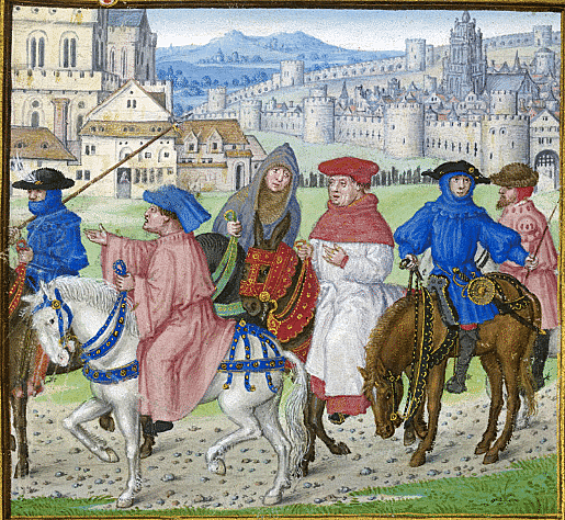 Peasants in Oxfordshire