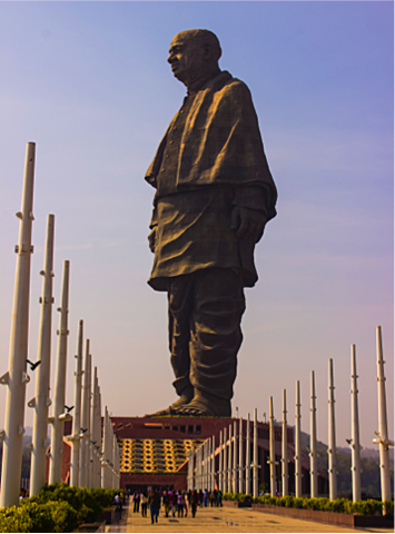 Statue of Unity - Construction of world tallest stat