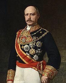 General Pavía va fer un cop d'estat