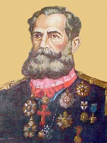 Manuel Deodoro da Fonseca torna-se o primeiro presidente do Brasil.