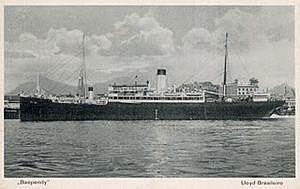 Alemães torpedeiam navios brasileiros e o Brasil declara guerra à Alemanha e a Itália