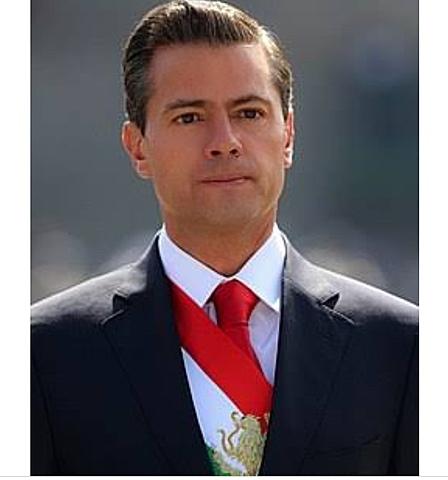 Enrique Peña Nieto is elected for president