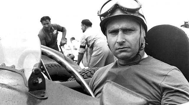 J.M Fangio