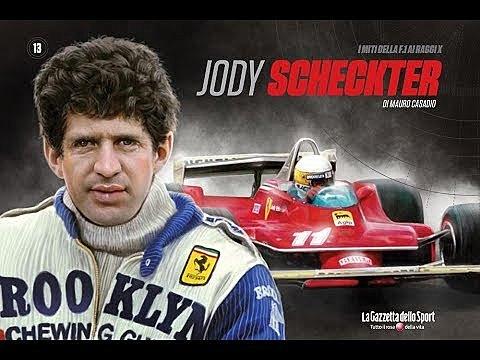 Jody David Scheckter