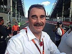 Nigel Ernest James Mansell