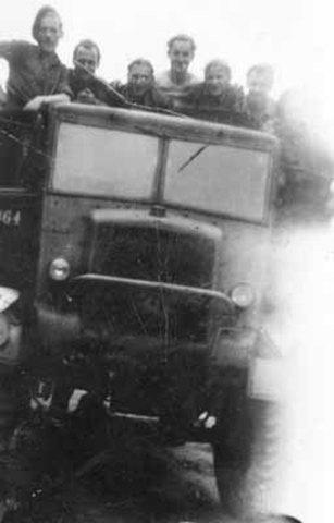 German prisoner of war camp established on corner of Longview Road and Huyton Lane – did not close until 1948