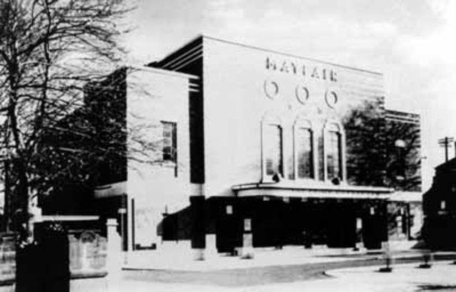 Mayfair cinema opened in Derby Road